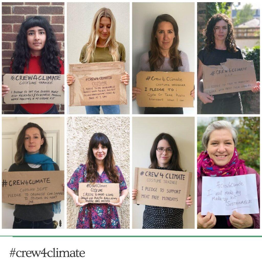 Crew4Climate Pledge